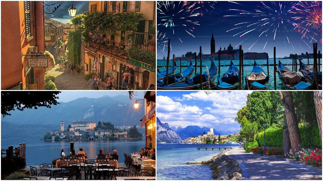 Top 10 magical places to visit in italy for Best places to see in italy
