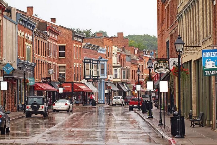 The most beautiful small towns in america by state autos Smallest town in america