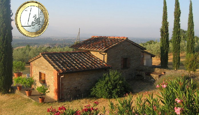 old houses for sale in abruzzo  italy at 1 euro