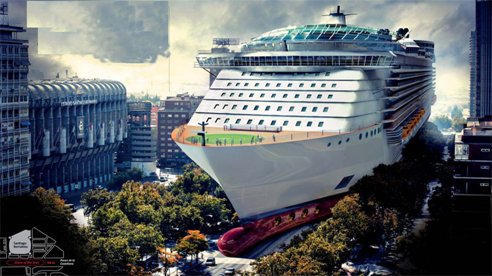 The World S Largest Amp Most Luxury Cruise Ship