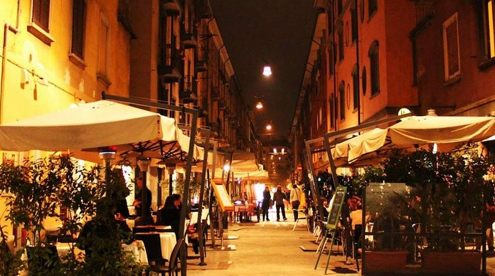 Italy nightlife clubs bars discos for Milan nightlife