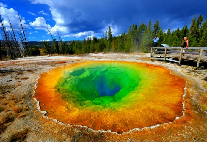3 Yellowstone National Park