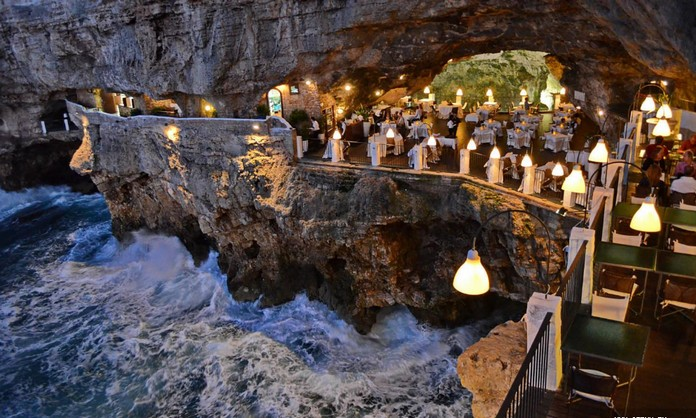 This Is The Most Romantic Restaurant In Italy