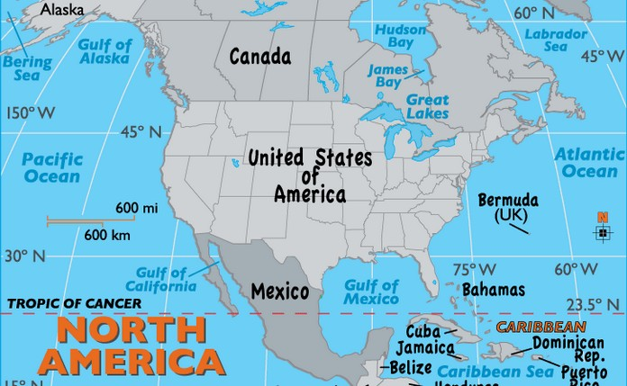 top 10 biggest cities in north america