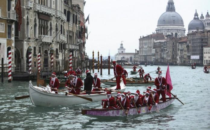 Cruise At Christmas
