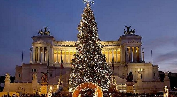 italians kick off the christmas season and start decorating on the day of the immaculate conception december 8