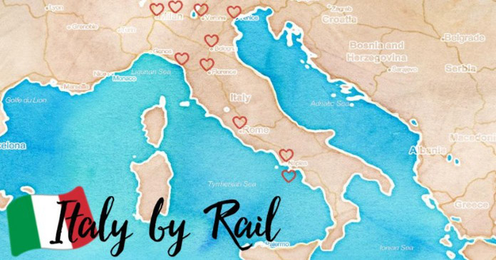 Top 8 New Spectacular Train Trips In Italy Page 5
